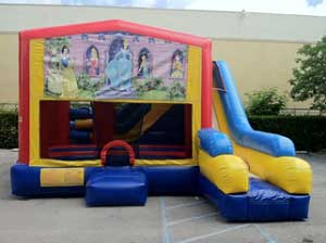 Why, because kids love to jump all day and night. A little mermaid bounce house or power ranger bounce house are just some of the amenities you could find