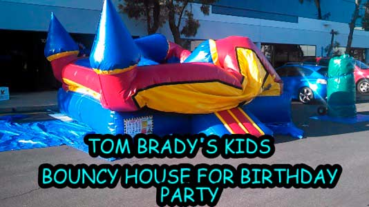 if Tom Brady was a party rentals this is what you would get lol