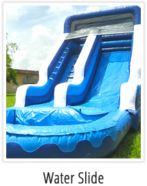 Party Rentals Miami | Water Slide