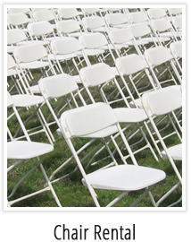 Party Rentals Miami | Chair