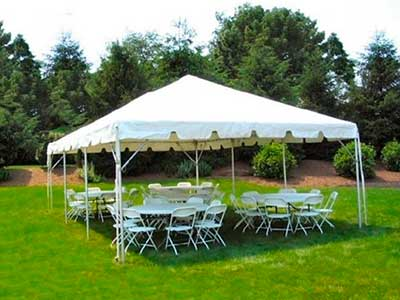 Tents - Chairs and Tables