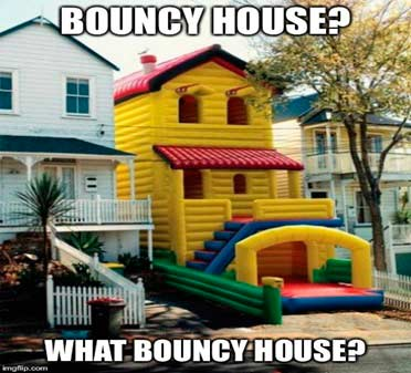 what bouncy house