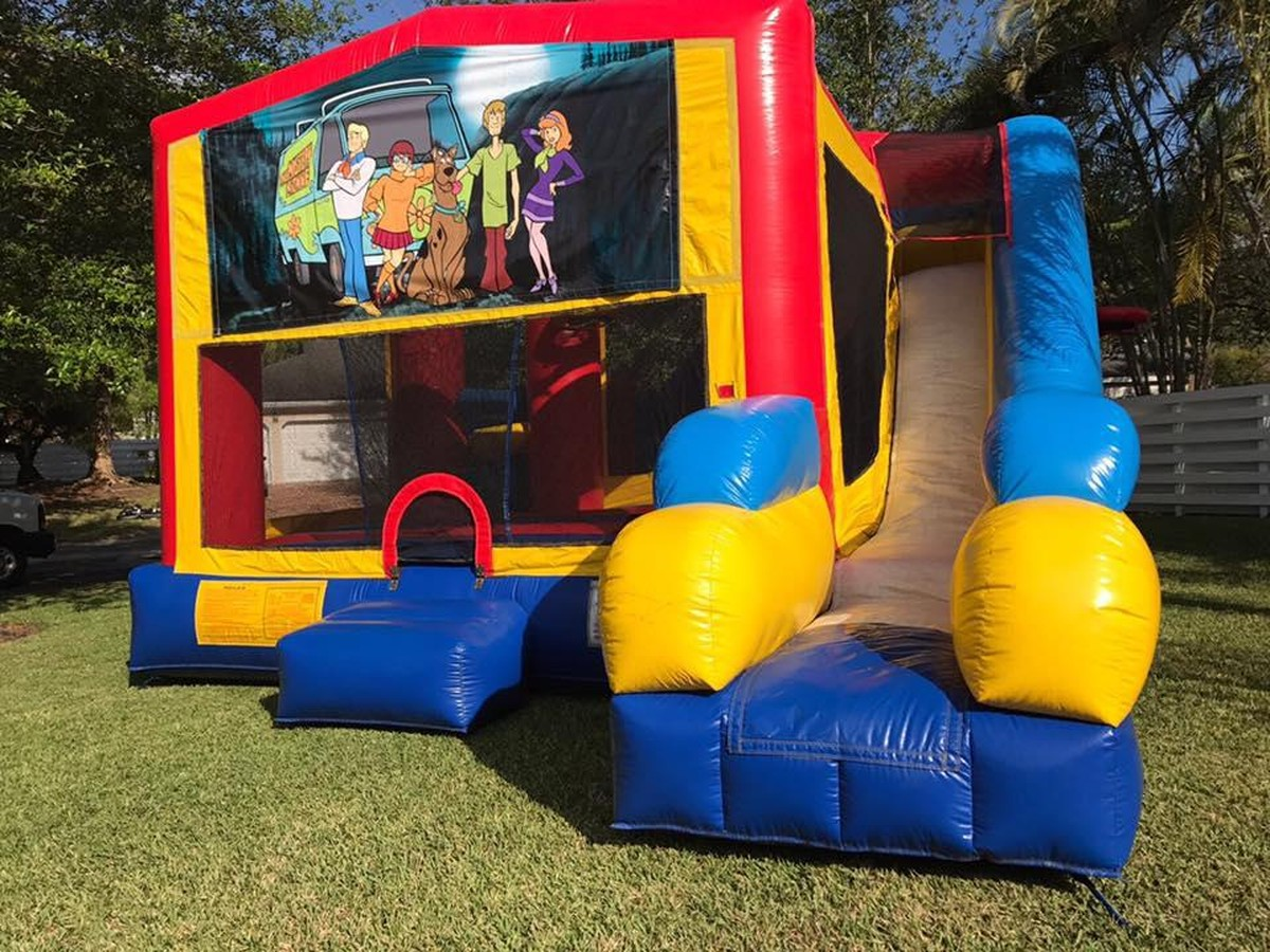 commercial grade bounce houses are made more durable