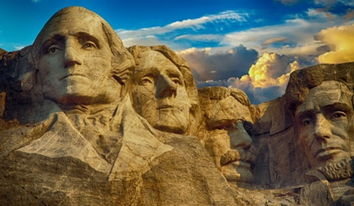 president's day mount rushmore
