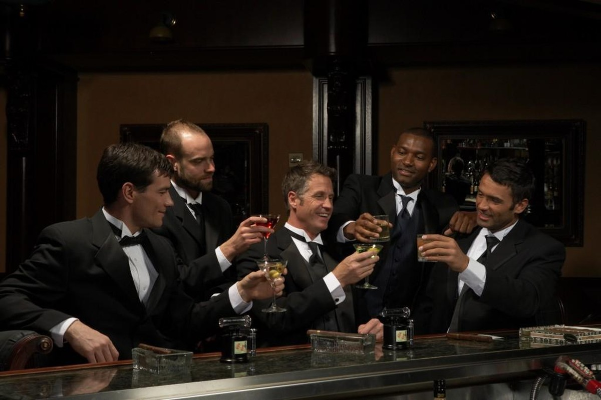 history of bachelor parties