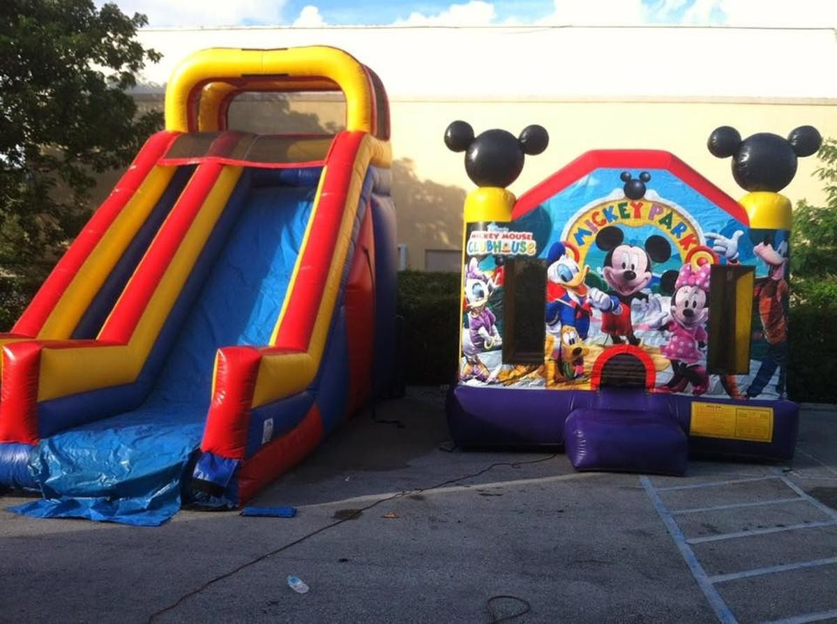 tips for buying or renting a bounce house