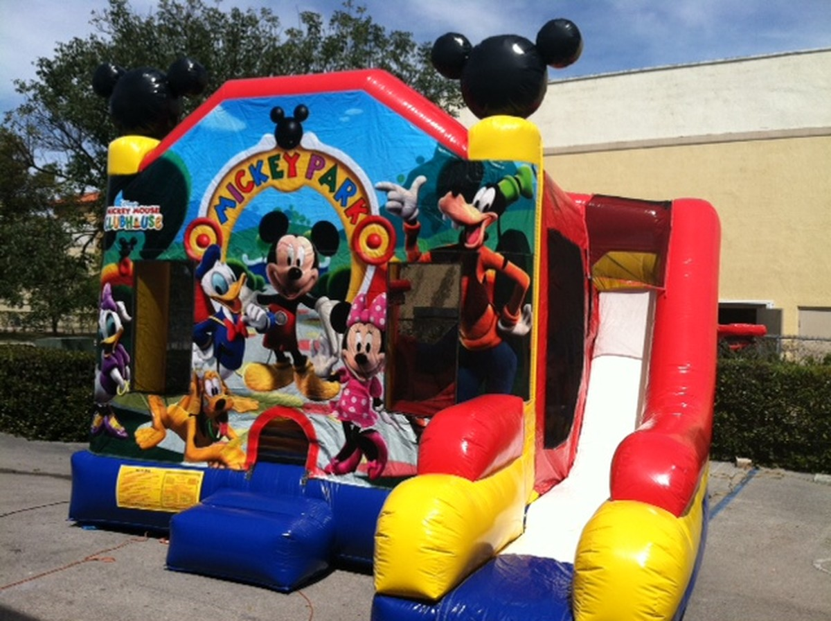 Mickey mouse combo 7 in 1
